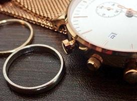 指輪 時計